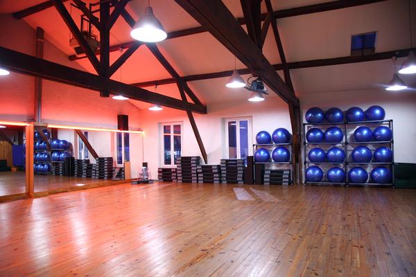 Salle de fitness du club Moving Nogent sur Marne